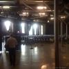 eigenArt im Ringlokschuppen Bielefeld - Der Aufbau